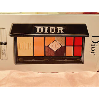 Dior - Dior 限定 メイクコスメパレット