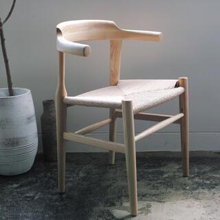 アクタス(ACTUS)のアームチェア Arm Chair PP68 リプロダクト(ダイニングチェア)