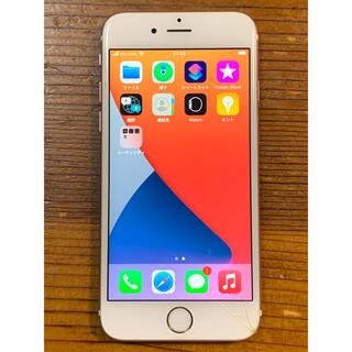 アップル(Apple)のiPhone 6s 64GB Rose gold SIMフリー(スマートフォン本体)