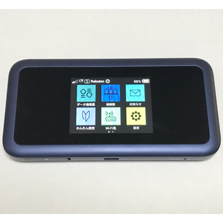 HUAWEI - 801HW ファーウェイ モバイルルーター Pocket WiFi