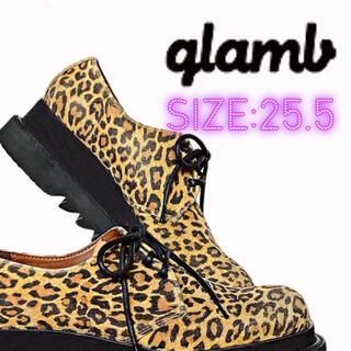 glamb - 【glamb】Shark sole 3 hole shoes