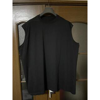 リックオウエンス(Rick Owens)のrickowens TARP TEE Tシャツ リックオウエンス(Tシャツ/カットソー(半袖/袖なし))