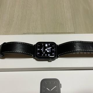 Apple Watch - 最終値下美品Apple Watch Series 5  44mm (GPS)