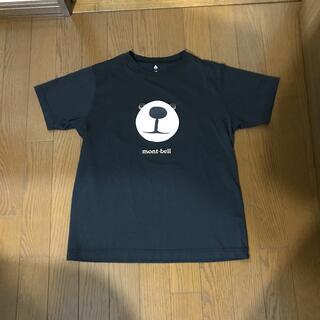 モンベル(mont bell)のモンベル160cmクマTシャツ★美品❗️(Tシャツ/カットソー)