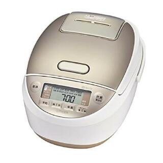 TIGER - タイガー 圧力IH炊飯器 JPK-A-100W 5.5合炊 ホワイト