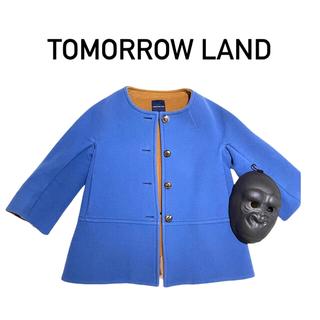 TOMORROWLAND - 【美品】TOMORROW LAND   ノーカラージャケット