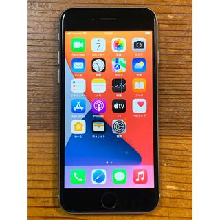 アップル(Apple)のiPhone 6s 16GB space  gray SIMフリー(スマートフォン本体)