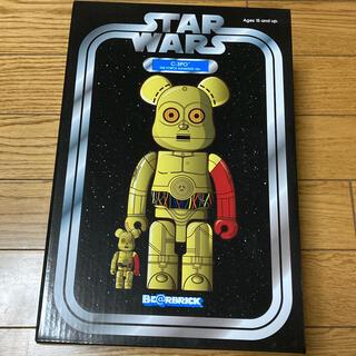 メディコムトイ(MEDICOM TOY)のBE@RBRICK STARWARS C-3PO 100%&400%(その他)