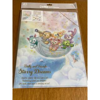 Disney - ダッフィー  クリアファイル