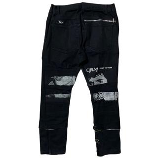 ラフシモンズ(RAF SIMONS)のFFF / CHELSEA pants(ワークパンツ/カーゴパンツ)