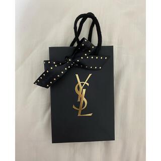 イヴサンローランボーテ(Yves Saint Laurent Beaute)のイブサンローラン 紙袋(ショップ袋)