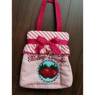 シャーリーテンプル(Shirley Temple)のシャーリーテンプル 完売 キャンディポット バッグ ピンク(トートバッグ)