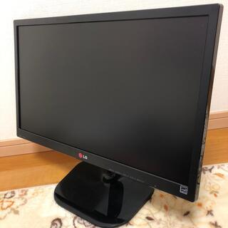 エルジーエレクトロニクス(LG Electronics)の動作確認済 美品フルHDワイドモニター LG 22M45VQ-B(ディスプレイ)