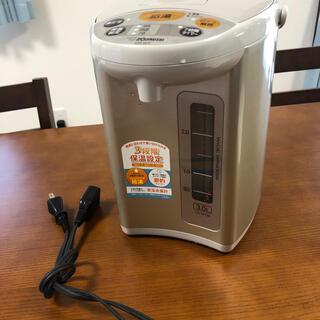 ゾウジルシ(象印)の湯沸かしポット ZOJIRUSHI CD-WY30(電気ポット)