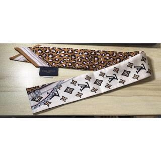 LOUIS VUITTON - ルイヴィトン ワイルドアットハート バンドーBB スカーフ M00416