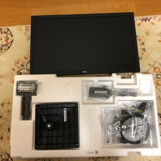 エルジーエレクトロニクス(LG Electronics)のLG 22MK430H-B 22インチ ディスプレイ以外は新品(ディスプレイ)