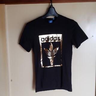 アディダス(adidas)の新品adidas東京オリンピック聖火TシャツMサイズ(Tシャツ/カットソー(半袖/袖なし))
