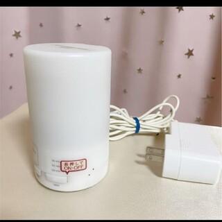 MUJI (無印良品) - 無印良品 PD-SD1 コンパクトアロマディフューザー