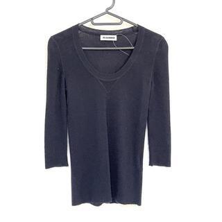 ジルサンダー(Jil Sander)のジルサンダー 七分袖セーター サイズ34 XS(ニット/セーター)