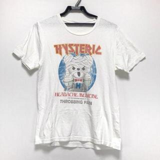 ヒステリックグラマー(HYSTERIC GLAMOUR)のヒステリックグラマー 半袖Tシャツ サイズS(Tシャツ(半袖/袖なし))