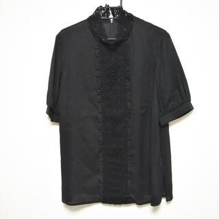 ルネ(René)のルネ 半袖シャツブラウス サイズ38 M美品 (シャツ/ブラウス(半袖/袖なし))