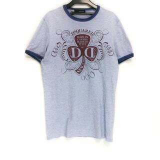 ディースクエアード(DSQUARED2)のディースクエアード 半袖Tシャツ サイズS -(Tシャツ(半袖/袖なし))