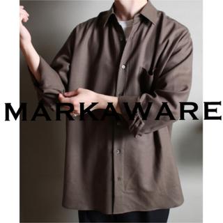 MARKAWEAR - MARKAWARE COMFORT FIT SHIRTS 定価3.3万