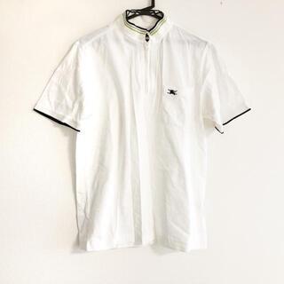 バーバリー(BURBERRY)のバーバリーゴルフ 半袖ポロシャツ サイズL(ポロシャツ)