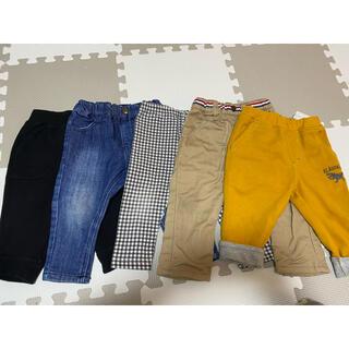 ポロラルフローレン(POLO RALPH LAUREN)の男の子 80 パンツ ズボン ポロ ラルフローレン  グレードスコープ(パンツ)
