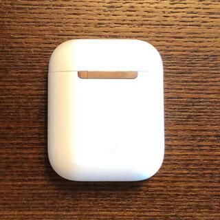アップル(Apple)の1アップル純正 Air pods ワイヤレスイヤホンケース A1602  (ヘッドフォン/イヤフォン)