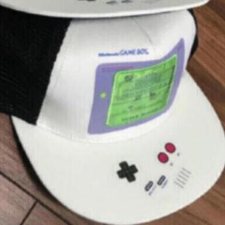 ニンテンドウ(任天堂)の完売 公式 GAMEBOY ゲームボーイ  キャップ 1個(帽子)