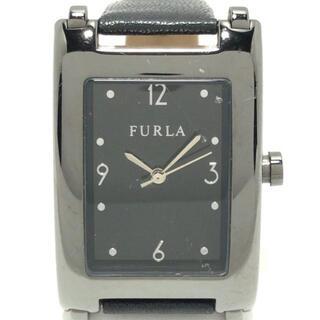 Furla - FURLA(フルラ) 腕時計 - レディース 黒