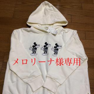 サマンサモスモス(SM2)の新品ミッキーマウスパーカー💕メロリーナ様専用(パーカー)