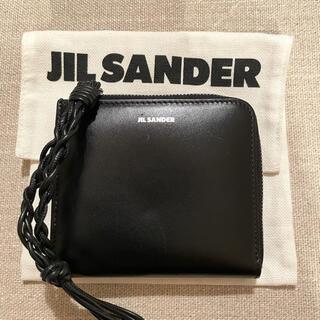 Jil Sander - 【美品】JIL SANDER ジルサンダー  タングル 財布