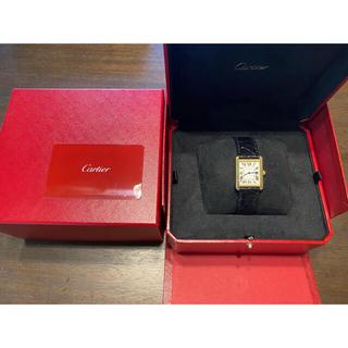 Cartier - ☆本日限定お値下げ カルティエ タンクソロ SM イエローゴールド