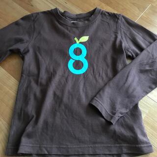 ユナイテッドアローズ(UNITED ARROWS)のUnitedarrows 茶色長袖Tシャツ(Tシャツ/カットソー)