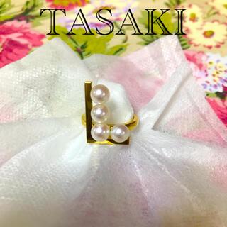 TASAKI - TASAKI   バランスノート k18 リング
