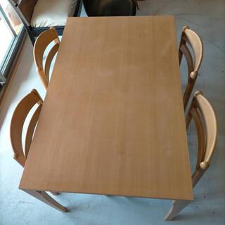 カリモク家具 - 5点セット カリモク karimoku ダイニングテーブル ダイニングチェア