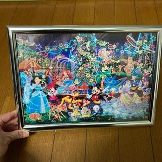ディズニー(Disney)のディズニー 絵  絵画  ポスター インテリア プリンセス(絵画/タペストリー)