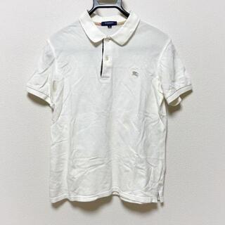 バーバリー(BURBERRY)のバーバリーロンドン 半袖ポロシャツ M -(ポロシャツ)
