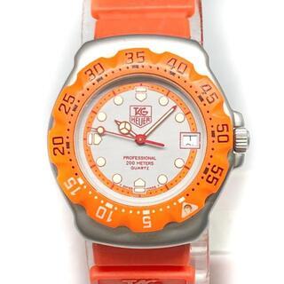 タグホイヤー(TAG Heuer)のタグホイヤー 腕時計 373.513 レディース(腕時計)