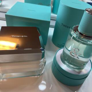 ティファニー(Tiffany & Co.)のティファニー 香水&ボディクリームセット(香水(女性用))