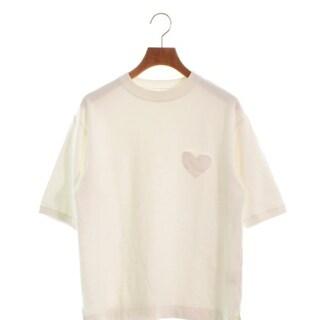 ミュベールワーク(MUVEIL WORK)のMUVEIL WORK Tシャツ・カットソー レディース(カットソー(半袖/袖なし))