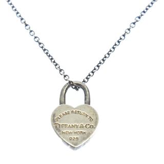 ティファニー(Tiffany & Co.)のTIFFANY & Co. ティファニー ネックレス(ネックレス)