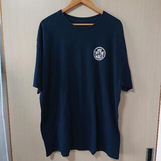 ヴァンズ(VANS)のVANS ネイビー ビックT オーバーサイズT ロゴT(Tシャツ/カットソー(半袖/袖なし))