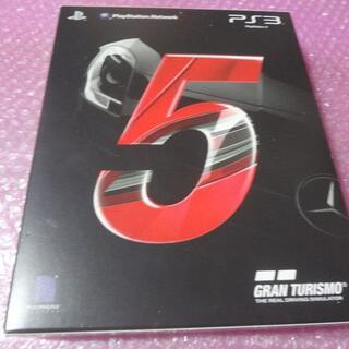 プレイステーション3(PlayStation3)のPS3 GT5 限定版⇒送料無料(家庭用ゲームソフト)