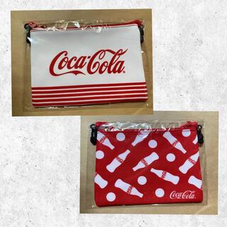 コカ・コーラ - 新品未使用 コカコーラ サコッシュ2個セット