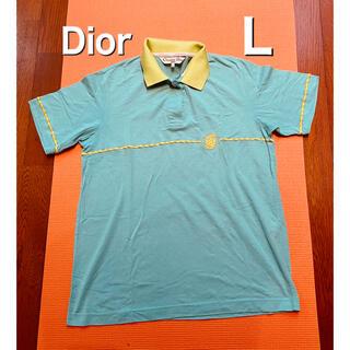クリスチャンディオール(Christian Dior)のDior レディース半袖ポロシャツ(ポロシャツ)
