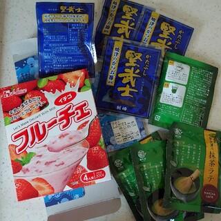 ハウス食品 - フルーチェ 抹茶ラテ おつまみ