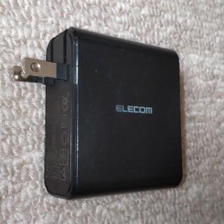 エレコム(ELECOM)のエレコム AC充電器(USB2ポート/QC3.0+2.4A)(その他)